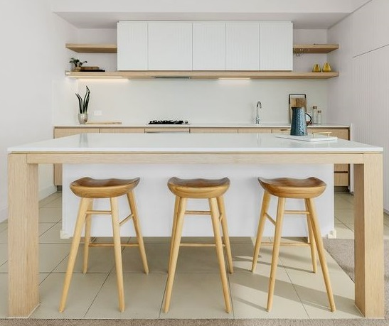 wooden-stools-kitchen