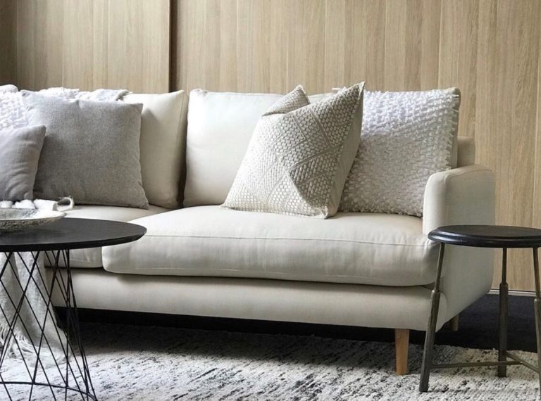 white-fabric-sofa